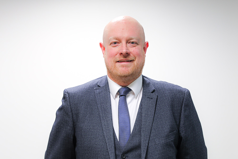Photo of Paul Willis, Skills Operations Director.