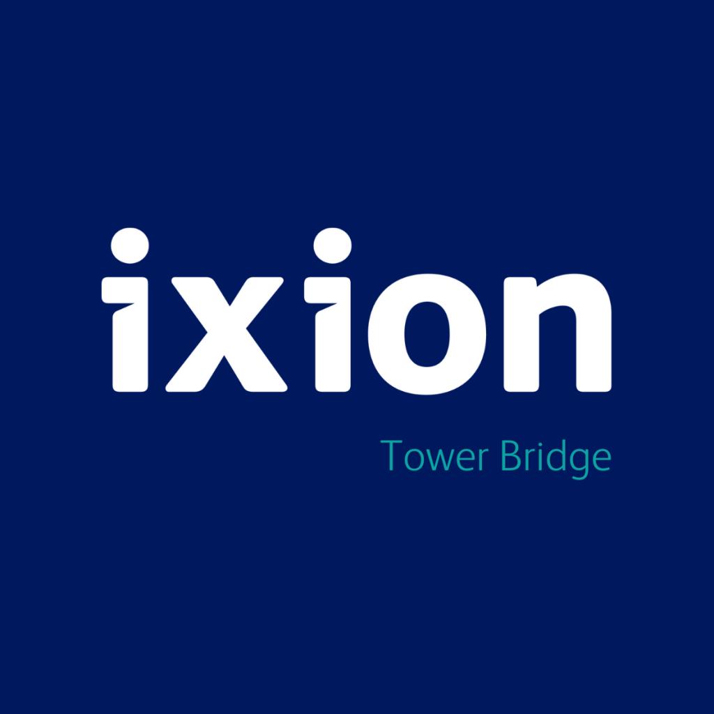 Ixion Tower Bridge logo