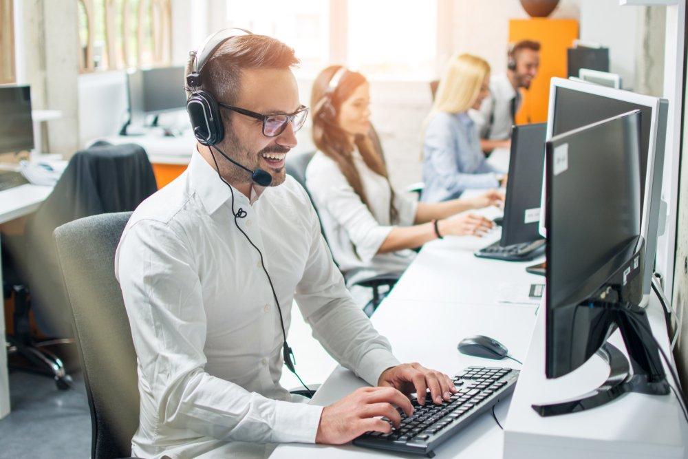 Call Centre operative