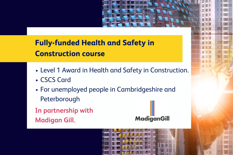 construction course header image